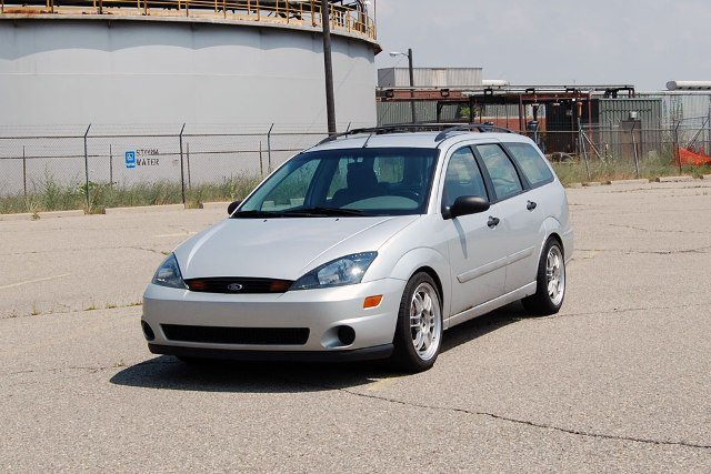 Ford Focus Wagon Performance