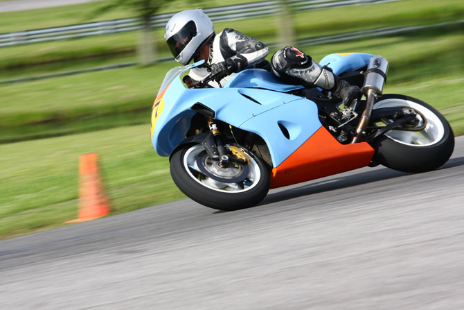 Sportbike Track Time TL1000